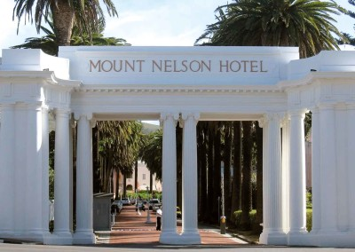 The Mount Nelson Hotel, Cape Town, South Africa