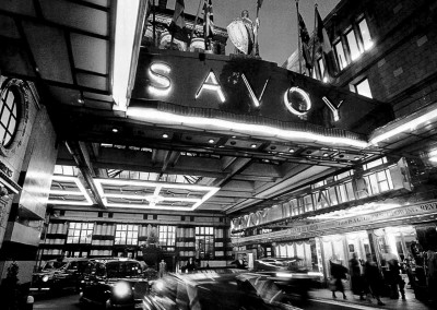 The Savoy, London, United Kingdom