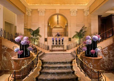 Grand Hotel staircase
