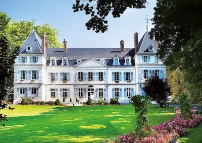 Private Château in Normandy, France